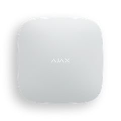 Ajax HUB Plus white Смарт-центр с Ethernet, Wi-Fi, 3G и поддержкой двух SIM-карт
