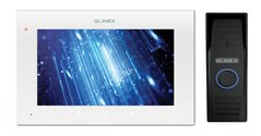 Комплект домофона Slinex SQ-07MTHD white-black Full HD