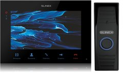 Комплект домофона Slinex SQ-07MTHD black-black Full HD